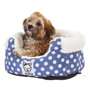 Bunty Deep Dream Bed, Blue / Small