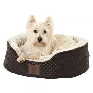 Bunty Manhattan Quilted Bed, Small