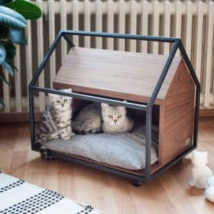 Cage - Cat Or Little Dog Cave/Bed Furniture