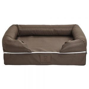 Cosy Couch Mattress Dog Bed, Brown / Small