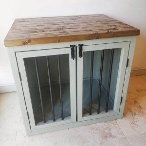 Dog Crate - Modern Wooden Dog Crate Furniture