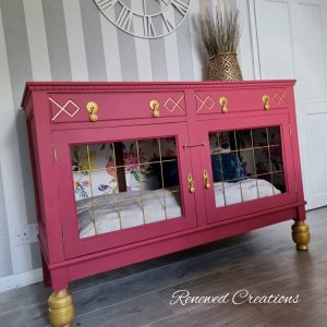 Luxury Dog Crate, Bespoke Cage, Puppy Bed, Handmade Bed Furniture, Sideboard