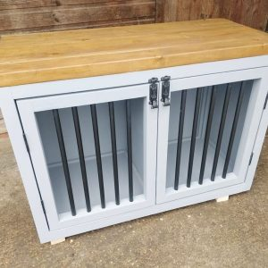 Made To Measure Wooden Dog Crate & Furniture