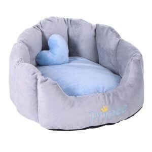 Prince Snuggle Bed - Blue - 45 x 40 x 28 cm (L x W x H)