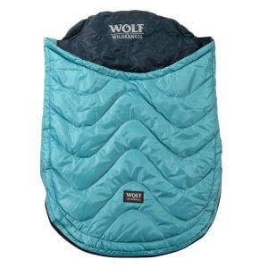 Wolf of Wilderness Dog Travel Sleeping Bag - 95 x 66 cm (L x W)